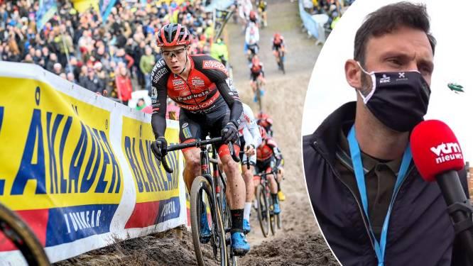 """Van Den Spiegel (CEO Flanders Classics) nadat UCI opnieuw twee crossen schrapt: """"Daar sta je bij en kijk je naar"""""""