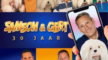 Waag je kans! Studio 100 zoekt grote 'Samson & Gert'-fans voor allerlaatste videoclip