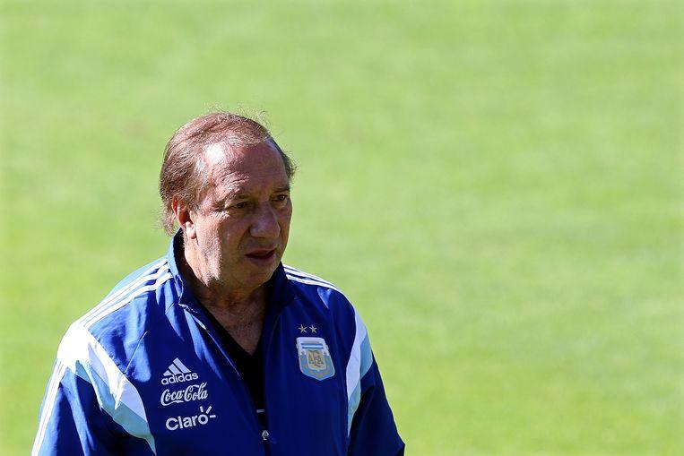 Carlos Bilardo.