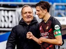 Zeven duels in vier weken voor Feyenoord: 'Moeten spelers ook rust geven'