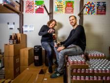 Lisette en Olivier brouwen hun eigen speciaalbier: 'Onze drijfveer is plezier'