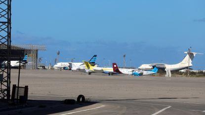 Luchthaven van Tripoli doelwit van luchtaanval