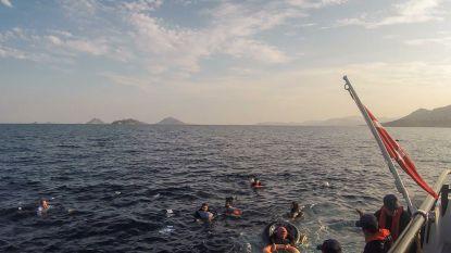 12 doden nadat migrantenboot zinkt voor Turkse kust