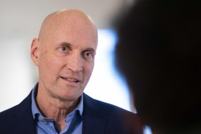 Ernst Kuipers, voorzitter van het Landelijke Netwerk Acute Zorg (LNAZ).