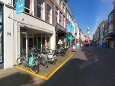 Mysterie rond fietsparkeervak in Kampen opgelost: eigen initiatief van ambtenaren