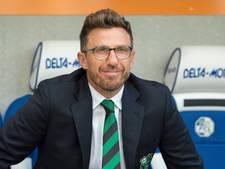 Di Francesco wordt de nieuwe trainer van Strootman