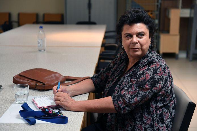 Brussel parlementslid Carla Dejonghe (Open Vld).