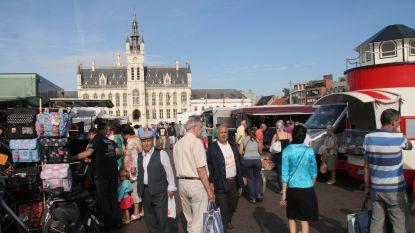 """""""Beste markt van het jaar"""" verhuist nu donderdag door Special Olympics naar Heymanplein: stad richt 'marktlus' in langs drie straten"""