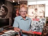 Harrie (67) uit Wehl heeft een grote fascinatie voor John F. Kennedy