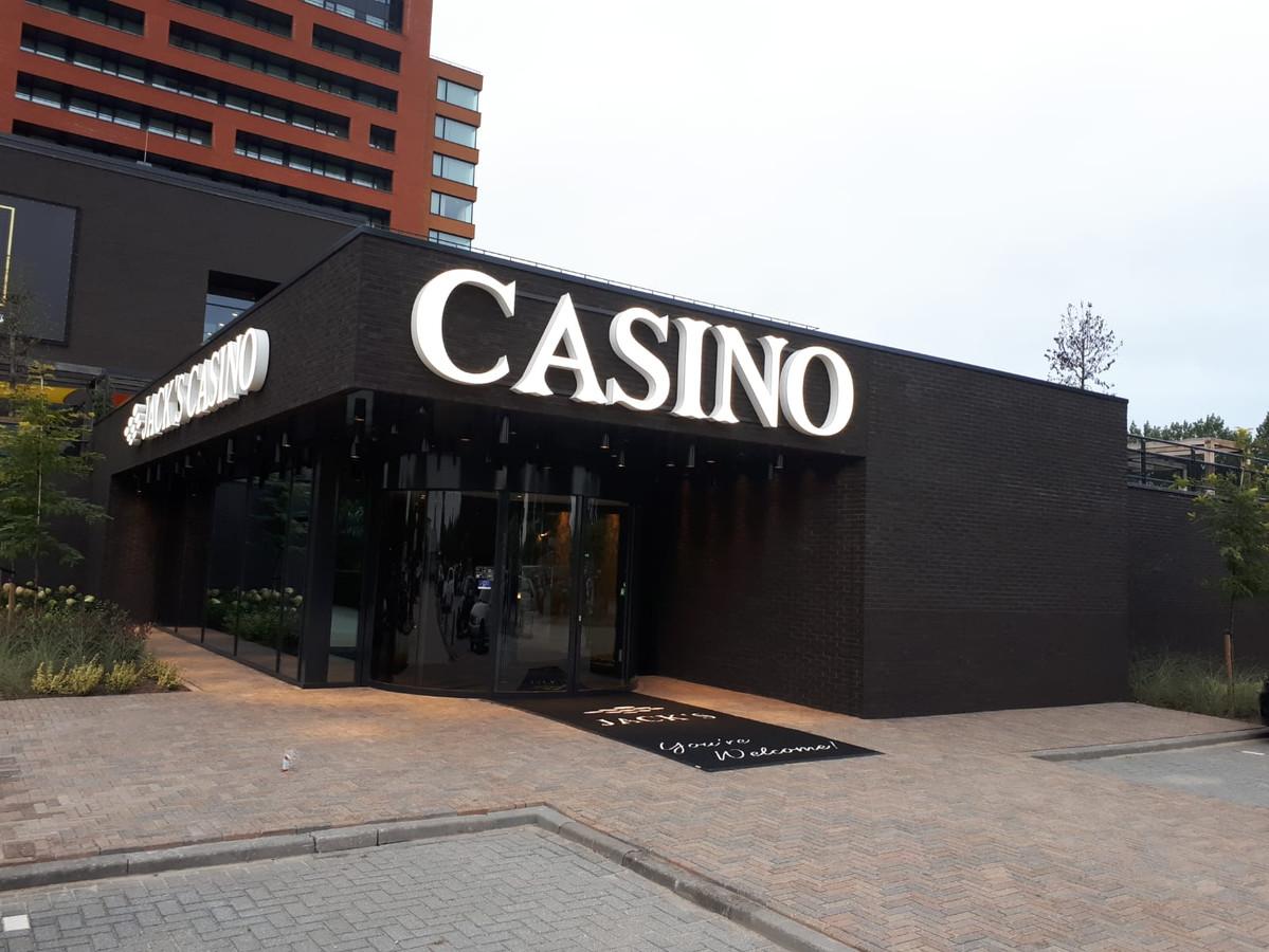 De nieuwe speelhal van Jack's Casino in Duiven.