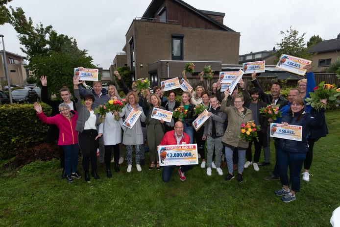 De kanjerprijs van de Postcodeloterij is in Kampen gevallen.