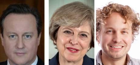 Waarom Brexit Boy David Cameron beter even zijn kop kan houden