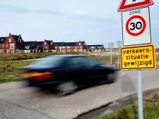 Aannemer heeft - totaal onverwacht - tijd voor reparatie van Laag Dalemseweg