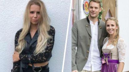 Nu is het nieuwe lief van Neuer, een 'lookalike' (19) van zijn ex, een thema: en of hij blij zal zijn met herstart Bundesliga
