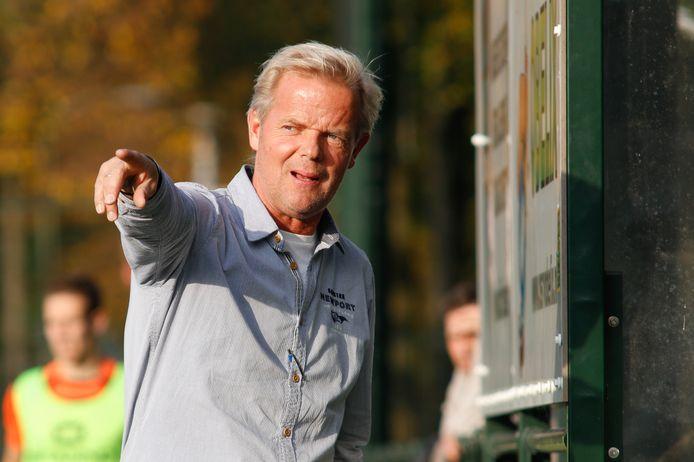 Gert Visscher van FC Kunde.