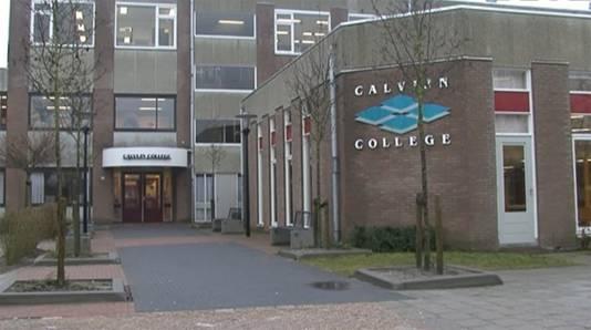Het Calvijn College in Goes.