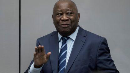Gewezen Ivoriaanse president Gbagbo aangekomen in België