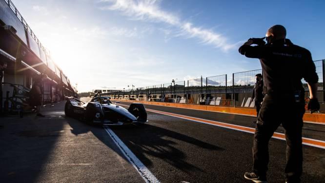 Stoffel Vandoorne kijkt tijdens testdagen Formula E reikhalzend uit naar nieuw seizoen