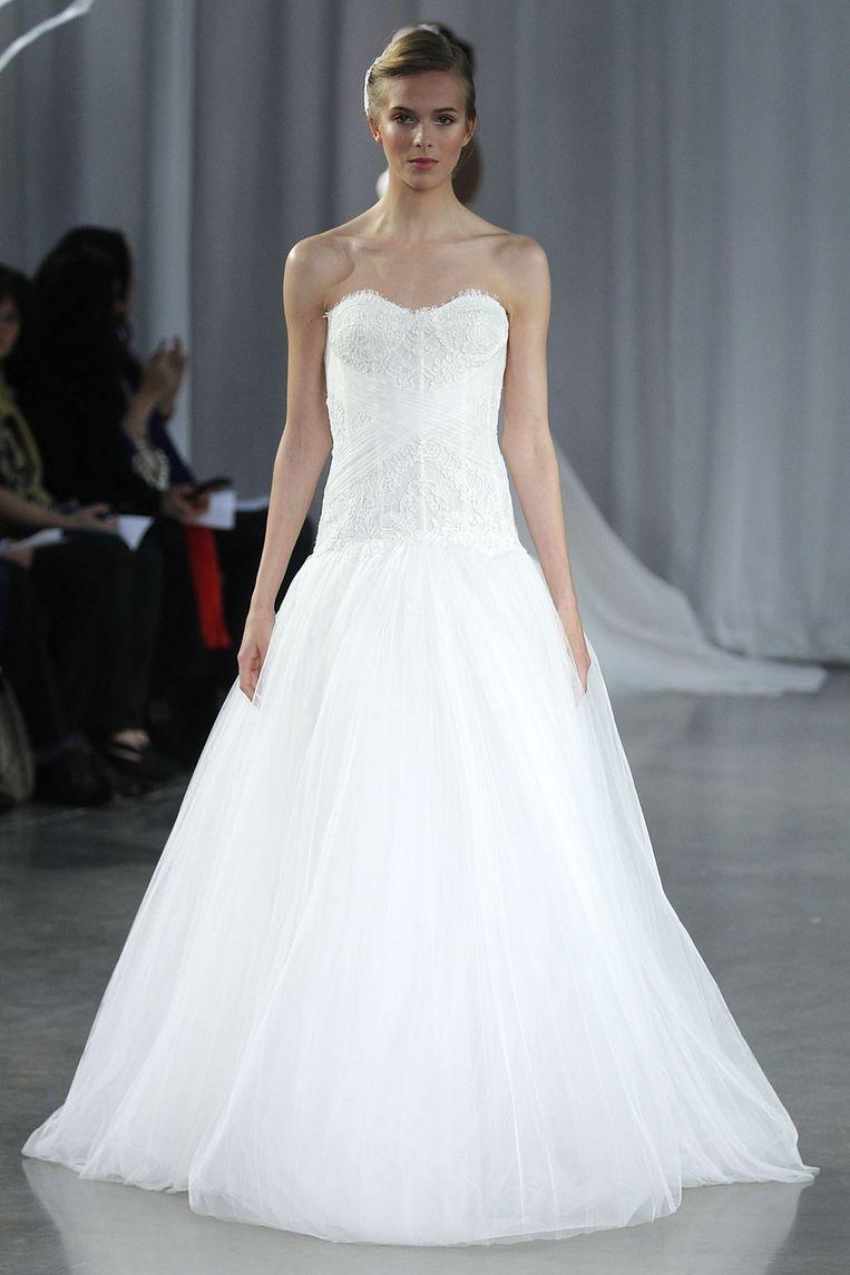 Mooiste Bruidsjurken.De Mooiste Bruidsjurken Op De Catwalk In New York De Morgen