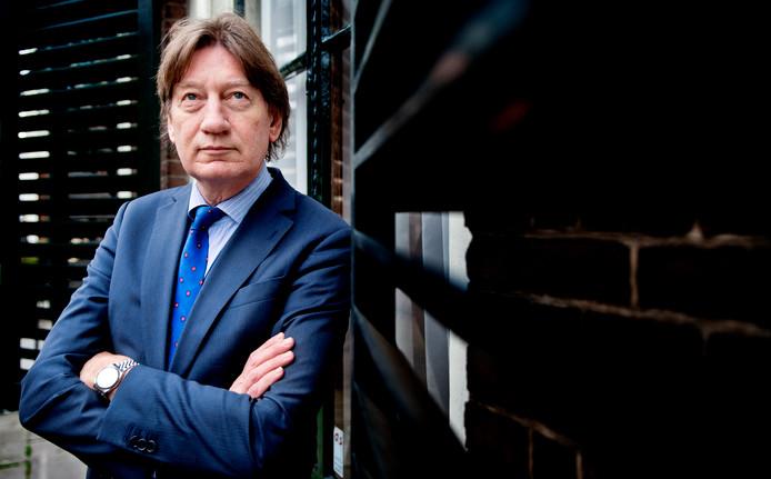 Rob de Wijk, geschiedkundige en deskundige op het gebied van internationale betrekkingen en veiligheidszaken.