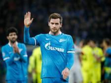 Brugeois et icône à Saint-Pétersbourg: un observateur attentif du duel entre le Club et le Zenit