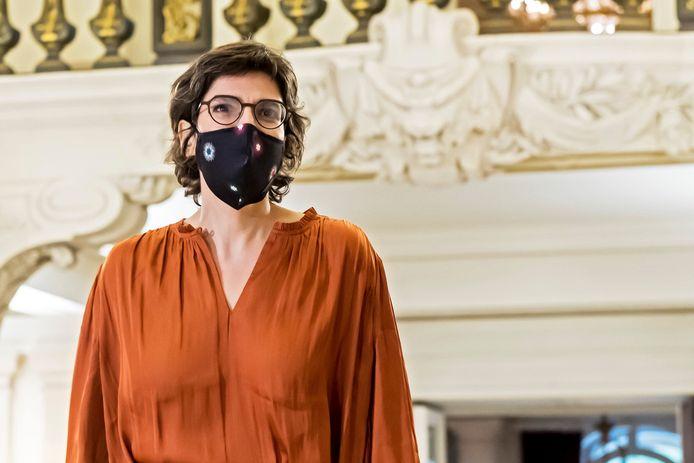 Tinne Van der Straeten (Groen), nouvelle ministre de l'Énergie