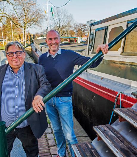 Horecanieuws: De kleine kapitein en zijn geliefde zeggen Partyboot De Albatros vaarwel