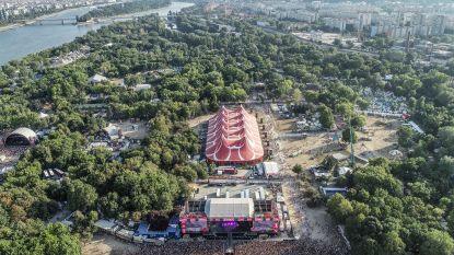 Vergeet Werchter en Tomorrowland: Sziget in Hongarije overtroeft alles