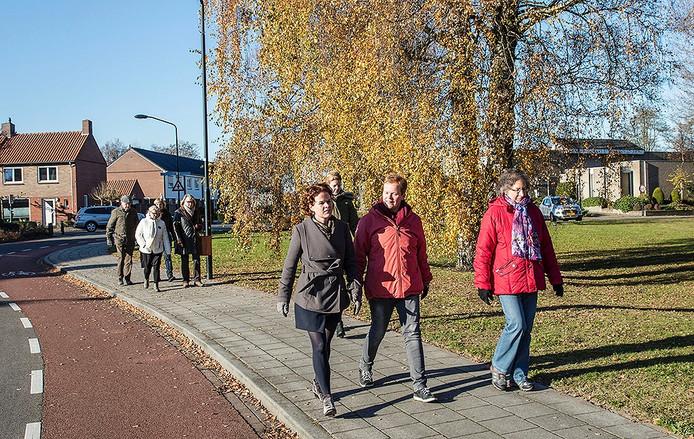Huisarts in Asten bedacht wekelijkse wandeling