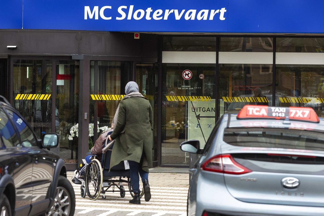 Samen met de MC IJsselmeerziekenhuizen heeft MC Slotervaart uitstel van betaling aangevraagd