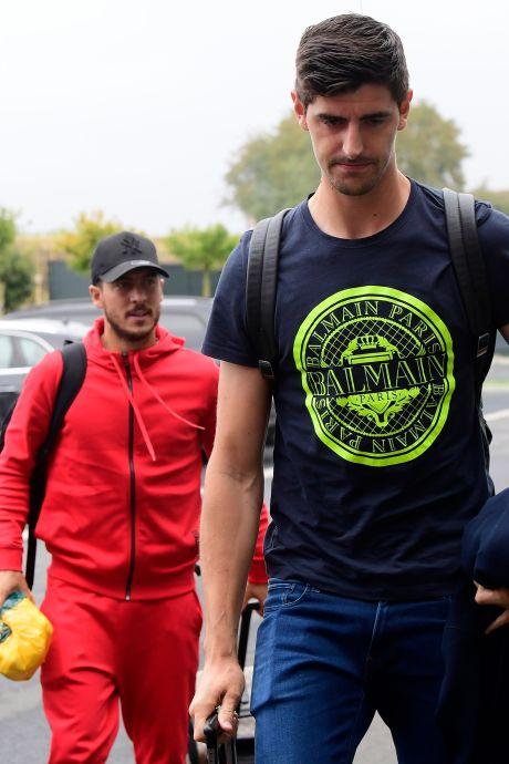 """La confidence de Thibaut Courtois: """"Avec Eden, on parlait déjà de la 'Casa Blanca' à Chelsea"""""""