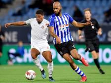 FC Eindhoven heeft weer een international rondlopen: Cicilia opgeroepen voor Curaçao