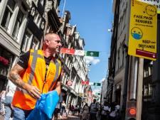 Mondkapjesplicht Amsterdam gaat in, dit moet je weten