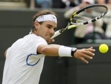 Nadal heeft tiebreaks nodig tegen Muller
