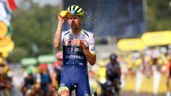 """Ook renners in de Tour klagen over de hitte: """"Dit is niet gezond meer."""""""