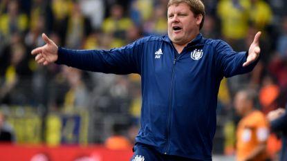 """Vanhaezebrouck op ramkoers met eigen supporters: """"Ze zijn hier nooit tevreden"""""""