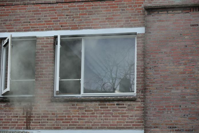Woning zwaar beschadigd bij brand in Oss