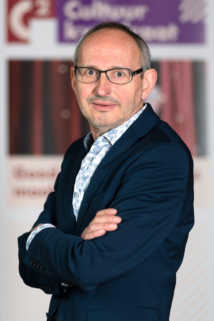 Han Eygenraam vertrekt per 1 april als directeur van Kunsteducatie Walcheren.