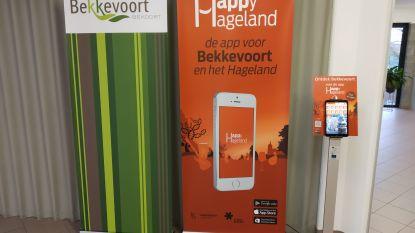 Vlaams-Brabant lanceert app voor het Hageland