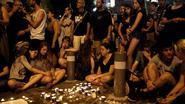 Israël rouwt om neergestoken tiener (16) Gay Pride