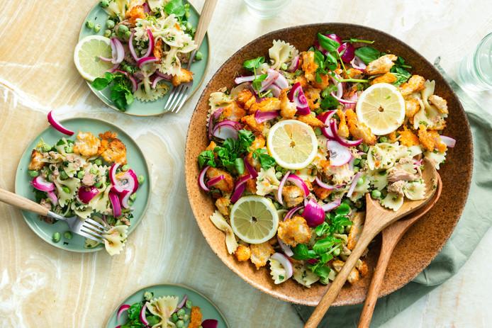 Dé ultieme pastasalade met tonijn