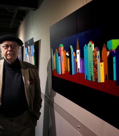 Kunstenaar Aart de Lange: Ik wil iedereen er bewust van maken wat een bofkonten we zijn
