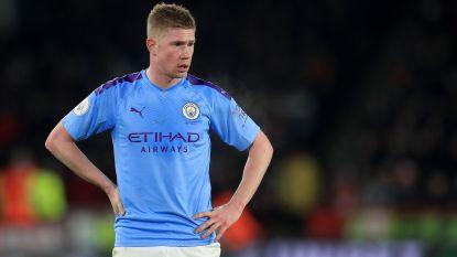Kevin De Bruyne voelt het in zijn portefeuille: Champions Leagueschorsing van Man City kost hem mogelijk 3 miljoen per jaar