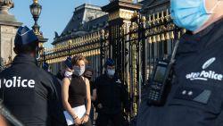 Anuna De Wever en 15 andere activisten opgepakt bij acties voor klimaatvriendelijke regering