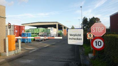 Recyclageparken gaan vanaf 7 april opnieuw open