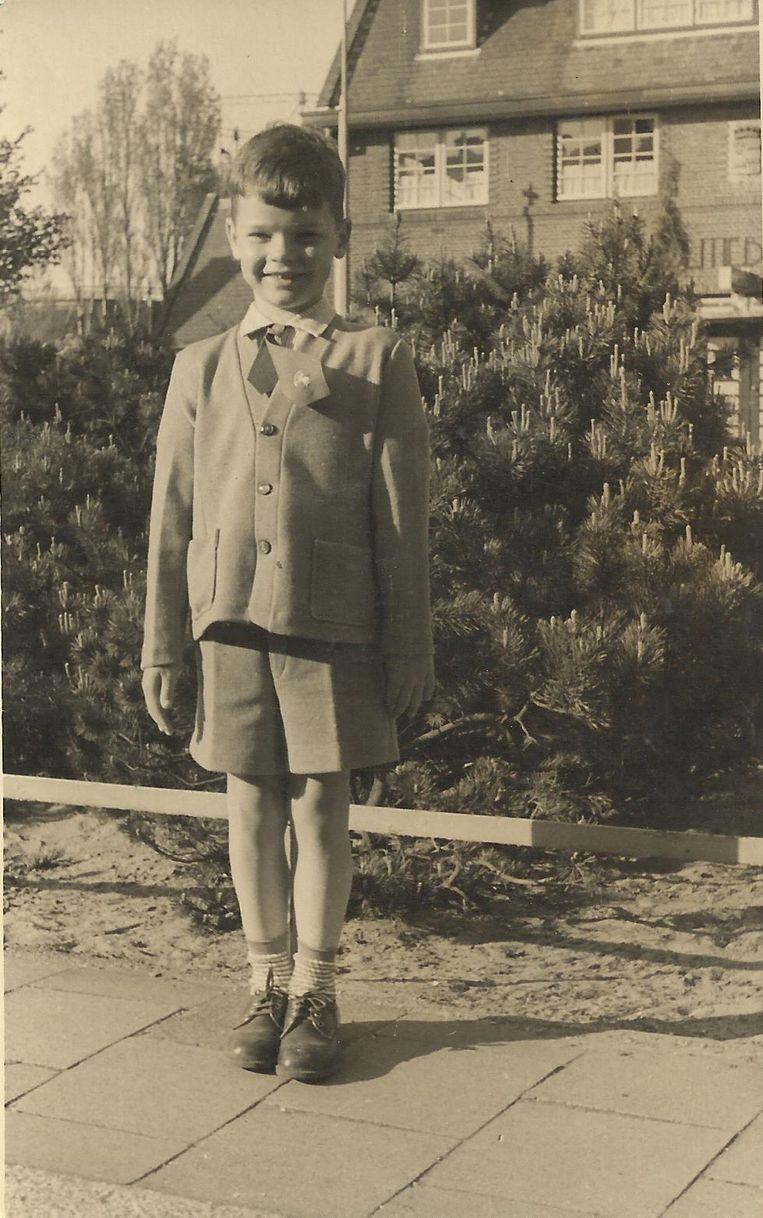 Foto uit de biografie. Beeld