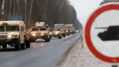 1.000 Amerikaanse militairen in kazerne Grobbendonk