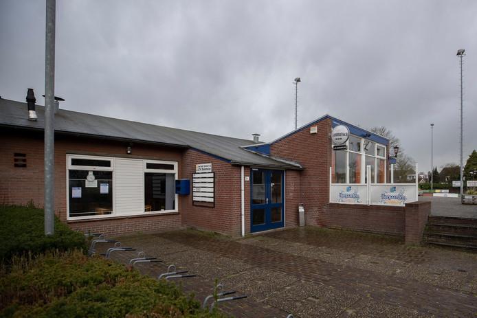 De accommodatie van LTV Dommelen.