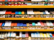 Veel sigaretten viezer dan toegestane norm