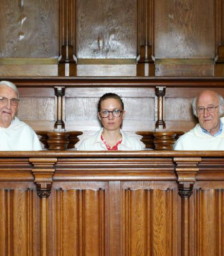 Drie dagen in klooster: 'Het ruikt hier naar het huis van mijn opa en oma'
